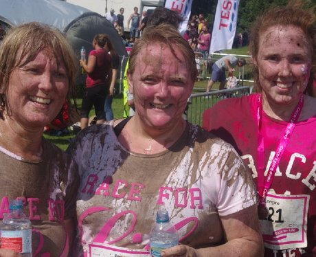 Race For Life Cardiff - Pretty Muddy