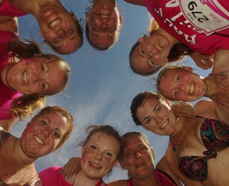 Race For Life Cardiff - Pretty Muddy