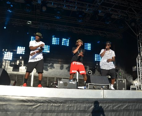 Rough Copy At Ponty's Big Weekend