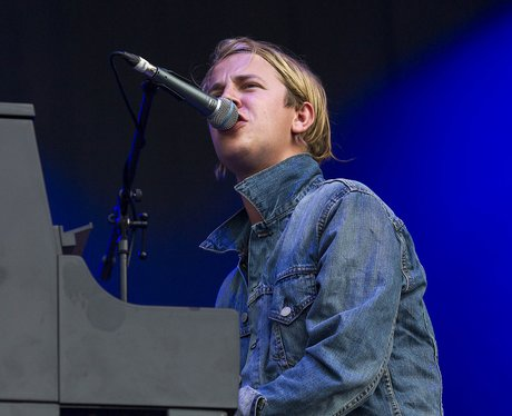 Tom ODell at Benicassim 2014