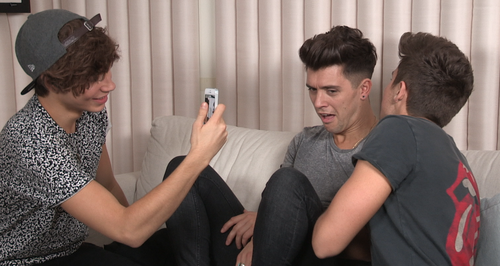 Watch Union J Truth Or Dare - Secret Naked Pics, Kissing -3715