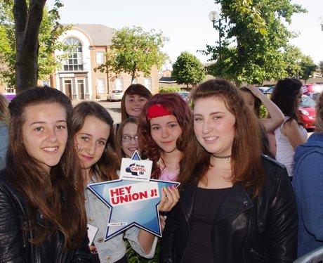 Union J Visit Capital