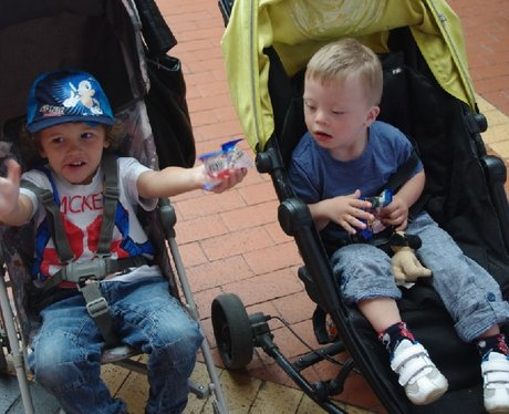 Family Fun Day at The Red Dragon Centre - Part One