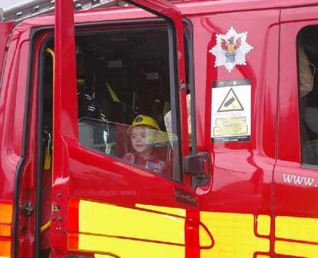 Family Fun Day at The Red Dragon Centre - Part Two