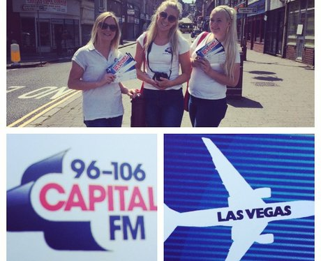 Meet Britney with Capital Breakfast and Alea