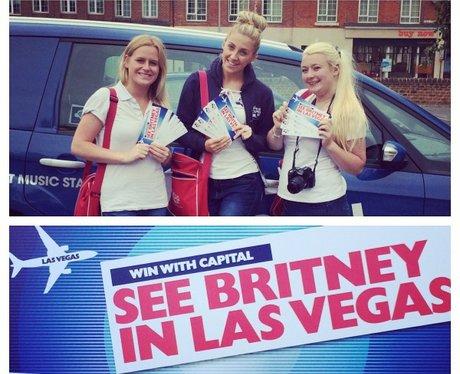 See Britney In Las Vegas!