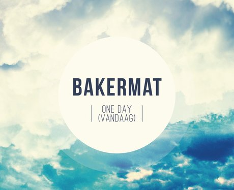 Bakermat One Day Cover