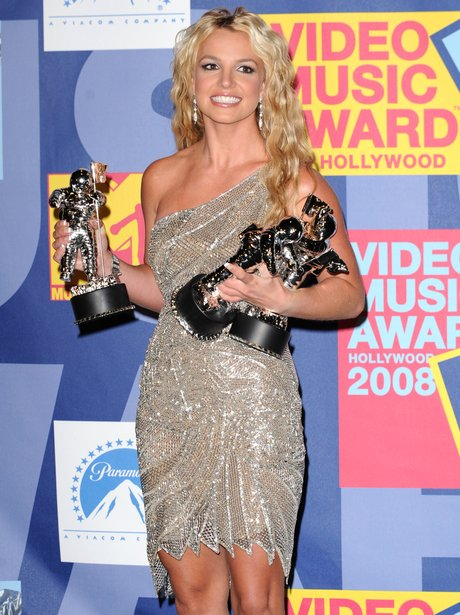 Britney Spears MTV VMA's 2008