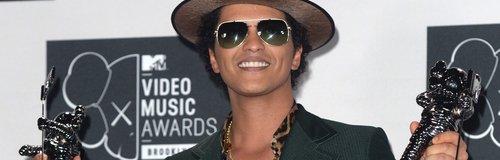 Bruno Mars VMA's 2013