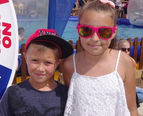 Cardiff Bay Beach - 7th August 2014