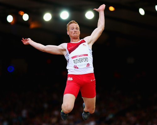 Greg Rutherford wins gold at the Commonwealth Games 2014 in Glasgow