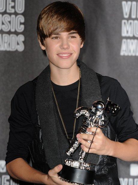 Justin Bieber VMA's 2010