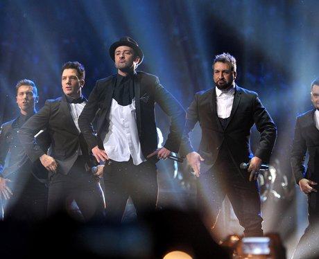 N Sync VMA's 2013
