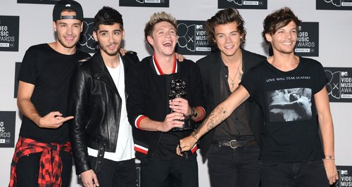 The Boss Is Happy Simon Cowell Says One Direction S New Album Is Fantastic Capital