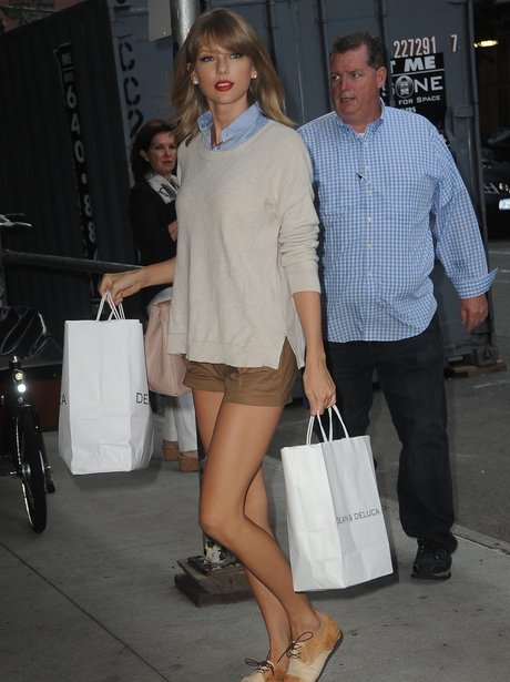 Taylor Swift in New York