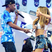 Image 10: Big Sean on stage with Ariana Grande