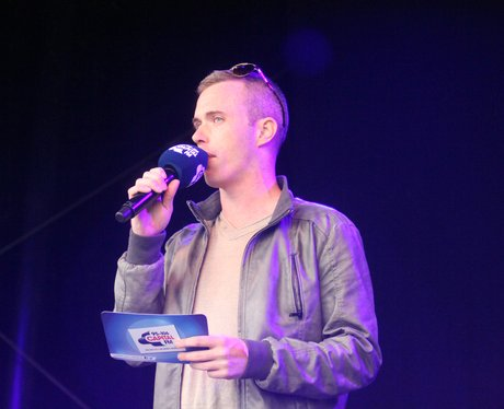 Graeme from Capital Breakfast at Osfest
