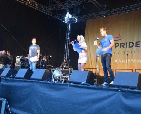MPG at Pride Cymru 2014
