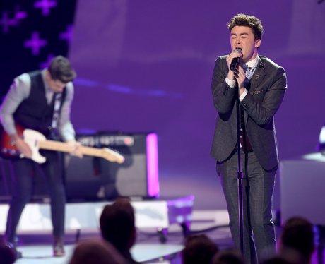 Rixton at the Teen Choice Awards 2014