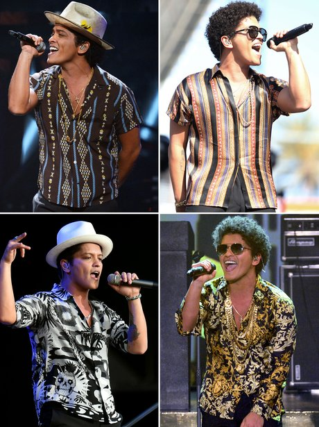 Signature Styles: Bruno Mars