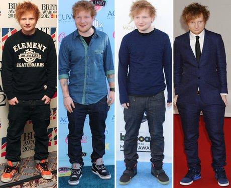 Signature Styles: Ed Sheeran
