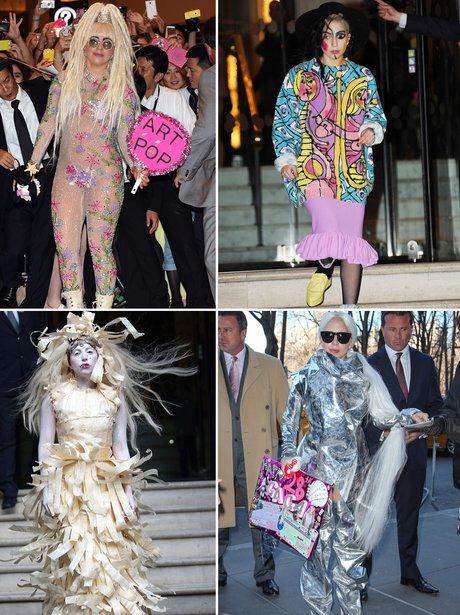 Signature Styles: Lady Gaga