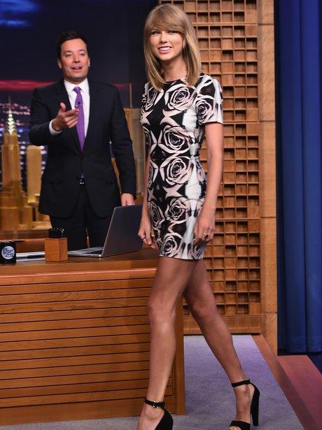 Taylor Swift Jimmy Fallon