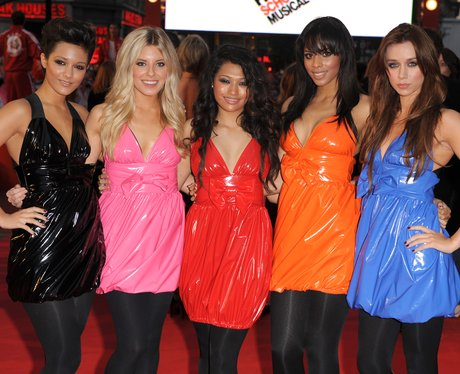 The Saturdays Young 2008