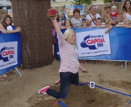 Cardiff Bay Beach - Win A Grand In The Sand Final