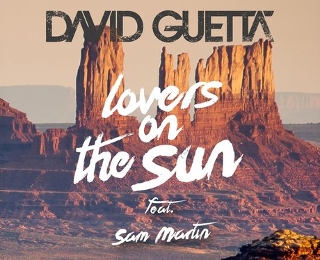 david guetta lovers on the son cover art