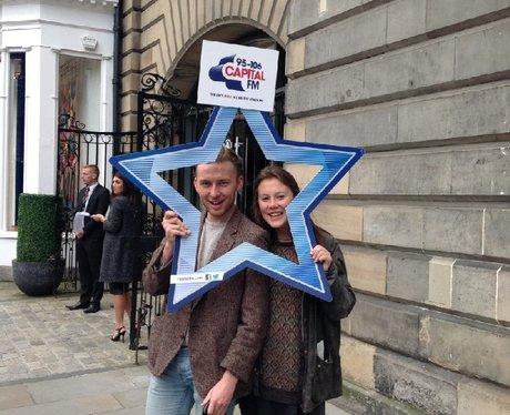 Were you pap'd at the Edinburgh Fringe..