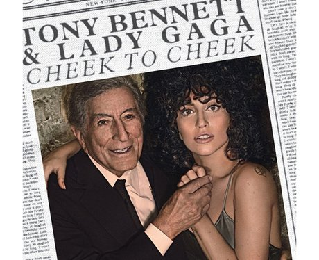 Lady Gaga and Tony Bennett 'Cheek To Cheek'