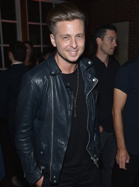 Ryan Tedder The Giver Movie Premiere