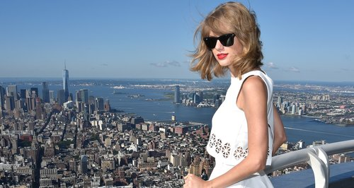 "Taylor Swift On Her ""Feminist Awakening"" And Writing Songs"