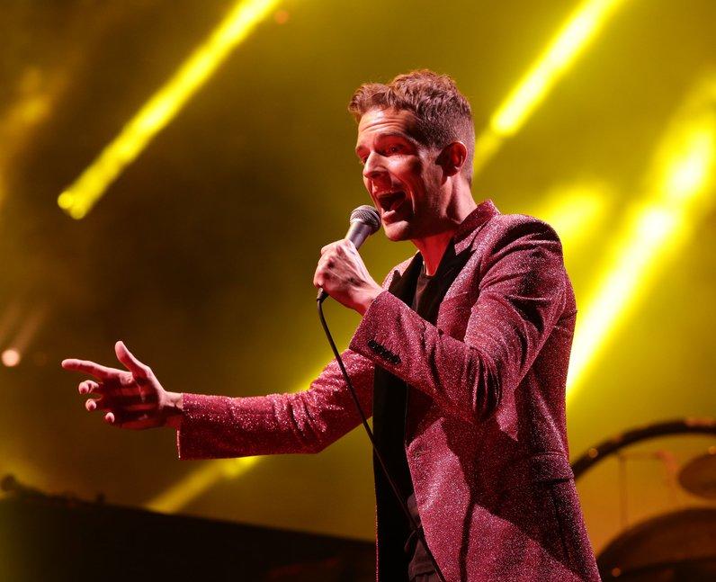 The Killers V Festival 2014