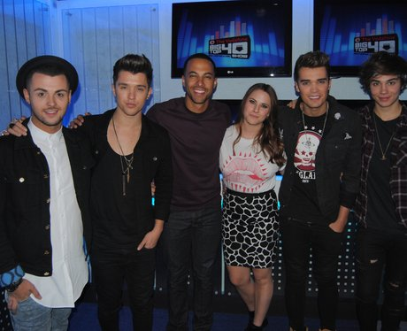 union j marvin and kat in the studio