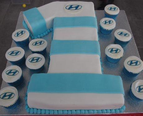 Wessex Garages 1st Birthday