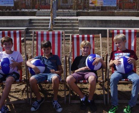 Cardiff Bay Beach 28th August 2014
