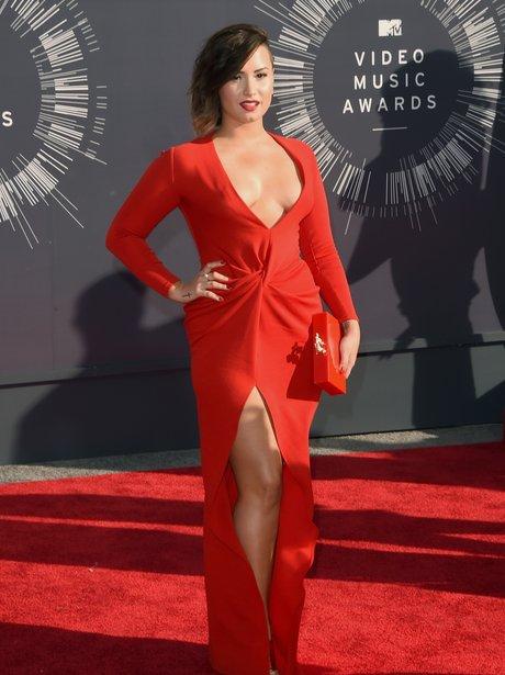 Demi Lovato MTV VMAs 2014