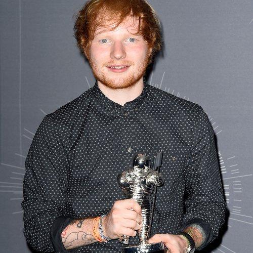 Ed Sheeran MTV VMA 2014
