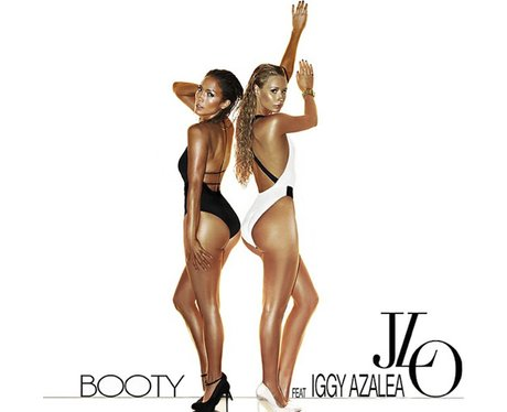 Jennifer Lopez and Iggy Azealea