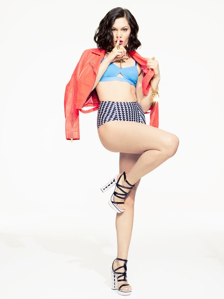 Jessie J Press Shot 2014