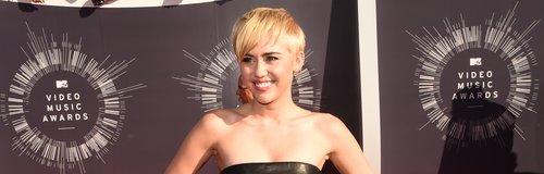 Miley Cyrus MTV VMAs 2014 Red Carpet