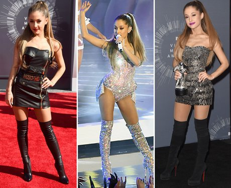MTV VMA 2014: Female Fashion