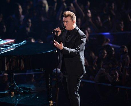 Sam Smith MTV VMA 2014