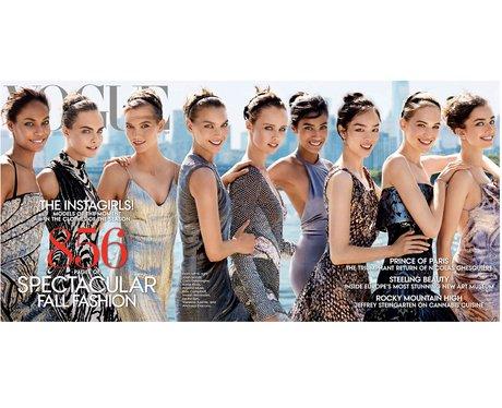 Vogue Magazine Cover 2014