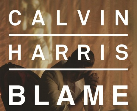 Calvin Harris Blame Artwork