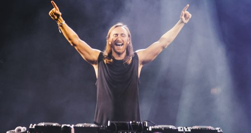David Guetta 2014