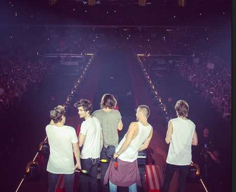 One Direction 'Where We Are' Tour