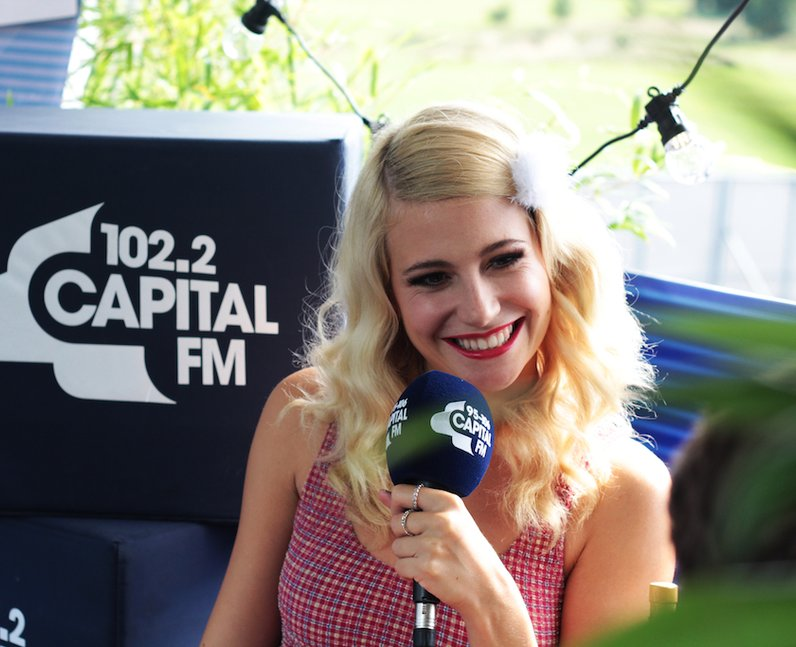 Pixie Lott at Fusion Festival